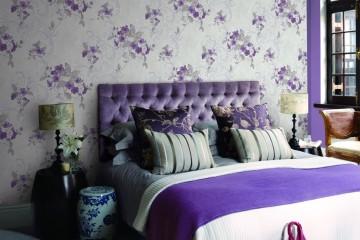 Tư vấn chọn mẫu giấy dán tường cho phòng ngủ