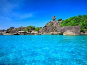 Similan island, Andaman sea, Thailand