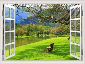 Tranh cửa sổ SPC2001