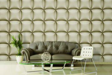 10 mẫu giấy dán tường cao cấp 3D đẹp hơn thật