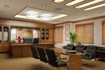 Những lợi ích hấp dẫn mà giấy dán tường văn phòng Hà Nội đem lại