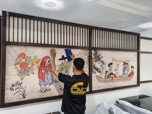 cnc wallpaper