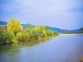 Tranh sông núi DNS2008