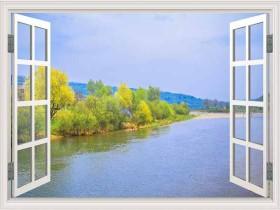 Tranh cửa sổ SNS2008