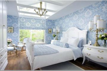 Thử ngay giấy dán tường phòng ngủ tràn đầy năng lượng