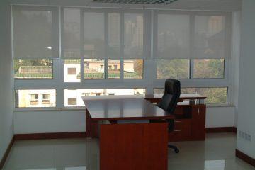 Hãy xem họ đã làm mới không gian với rèm văn phòng hà nội