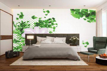 Giấy dán tường phòng ngủ 3D – Lựa  chọn số 1 cho bé yêu của bạn