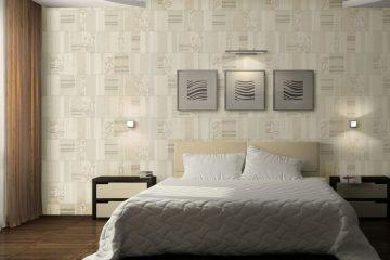Mẹo chọn giấy dán tường phòng ngủ giá rẻ siêu đẹp
