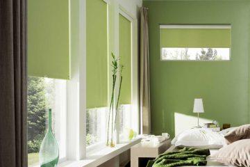 Chọn rèm cửa phòng ngủ là yếu tố quan trọng giúp giấc ngủ ngon
