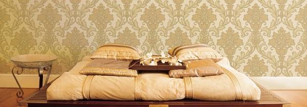 Sản phẩm giấy dán tường hà nội được bảo hành lâu dài, bền bỉ với công trình