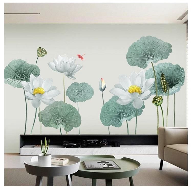 Decal dán tường phân khúc cao cấp với hình ảnh sắc nét, sống động