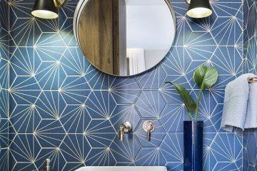 TOP 5+ mẫu giấy dán tường nhà tắm chống thấm hiệu quả