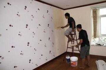 [Tuyệt chiêu] cách pha keo dán giấy dán tường đạt chuẩn?